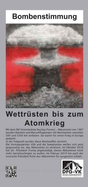 "Titelblatt ""Bombenstimmung"""